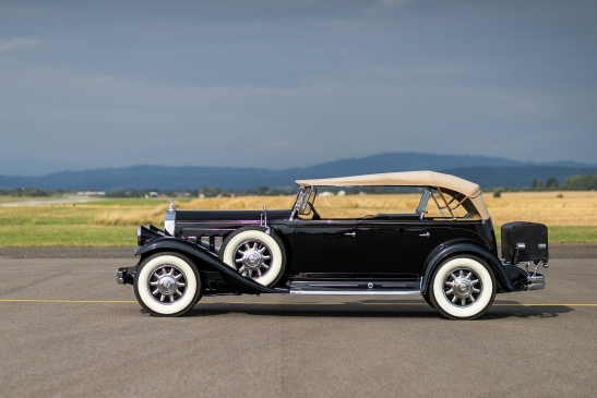 1931 PIERCE-ARROW 42 DUAL COWL SPORT PHAETON