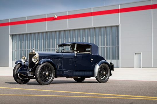 1928 Delage DMS by James Young