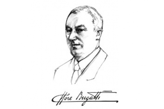 Famous engineers: Ettore Bugatti - UPDATED