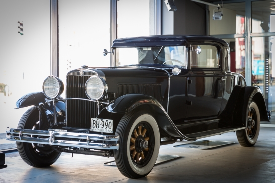 1930 Nash Eight