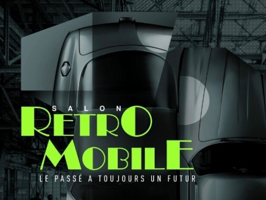 Salon Rétromobile 2018