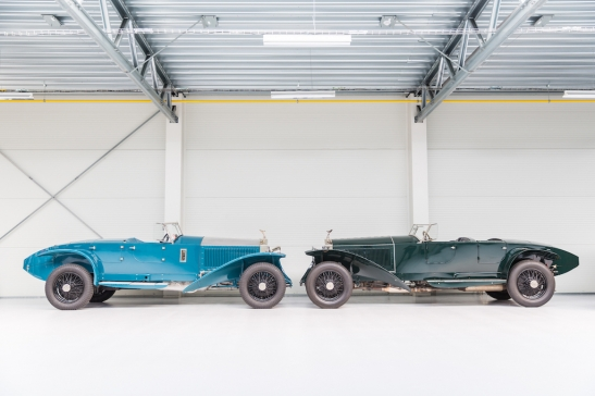 Beauty of experimental Rolls-Royces (Video)