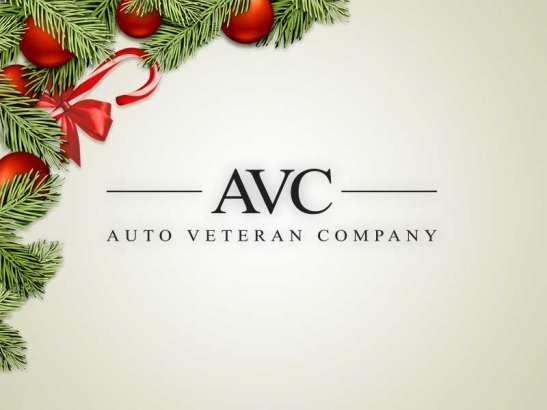 The Christmas time for AVC
