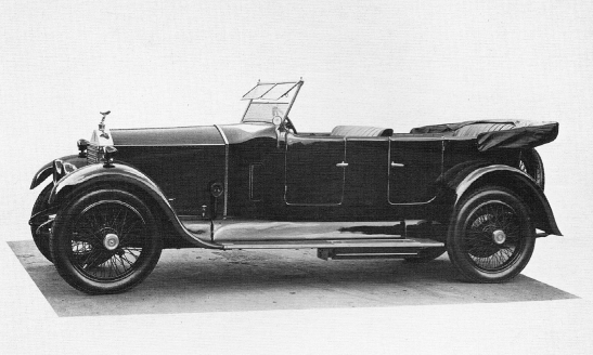 Coming Soon - 1926 Rolls-Royce 20HP - Open Tourer by Windovers
