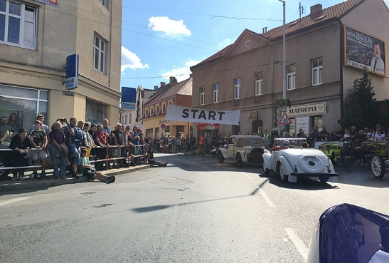 51st year of Zbraslav - Jíloviště rally is over