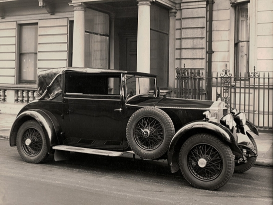 Coming soon - 1929 Rolls-Royce 20 HP